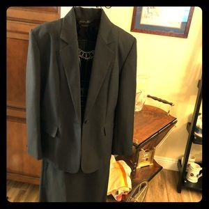 Two piece suit by Angie Monaco